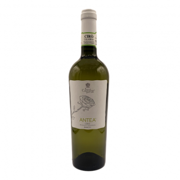Antea ciro dop bianco bio 2019  0,75lt