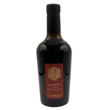 Meléte vino rosso passito igt calabria