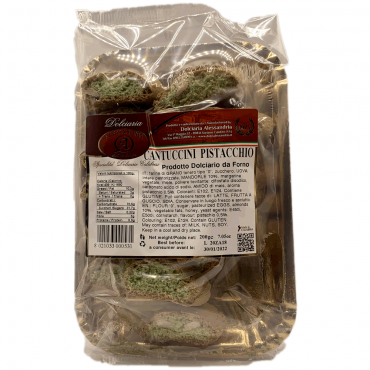 Cantuccini al pistacchio