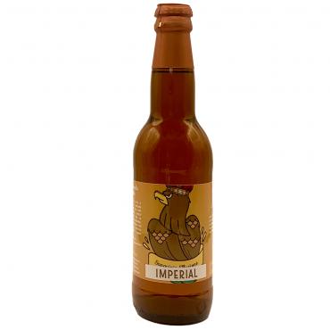 Birra bionda imperial