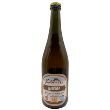 Birra 'la bionda'  pale beer