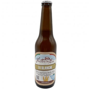 Birra 'la bianca white beer