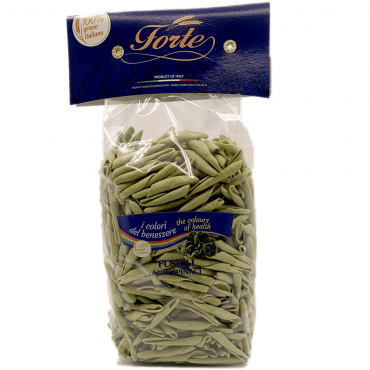 Fusilli agli spinaci